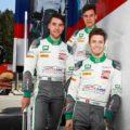 2018 24hSpa #29 Audi R8 LMS – Land Motorsport Kelvin van der Linde, Sheldon van der Linde und Jeffrey Schmidt