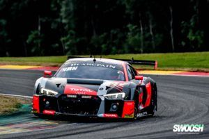 Audi Sport Team WRT #1 Dries Vanthoor Disqualifikation