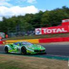 Rinaldi Racing Ferrari 488 GT3 Blancpain-GT-Series Spa 24h 2018