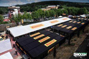 Pirelli Spa 24h Fahrerlager 2018