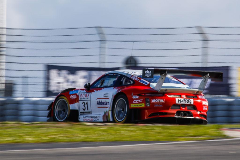 VLN3 Frikadelli Racing Porsche 911 GT3 #31