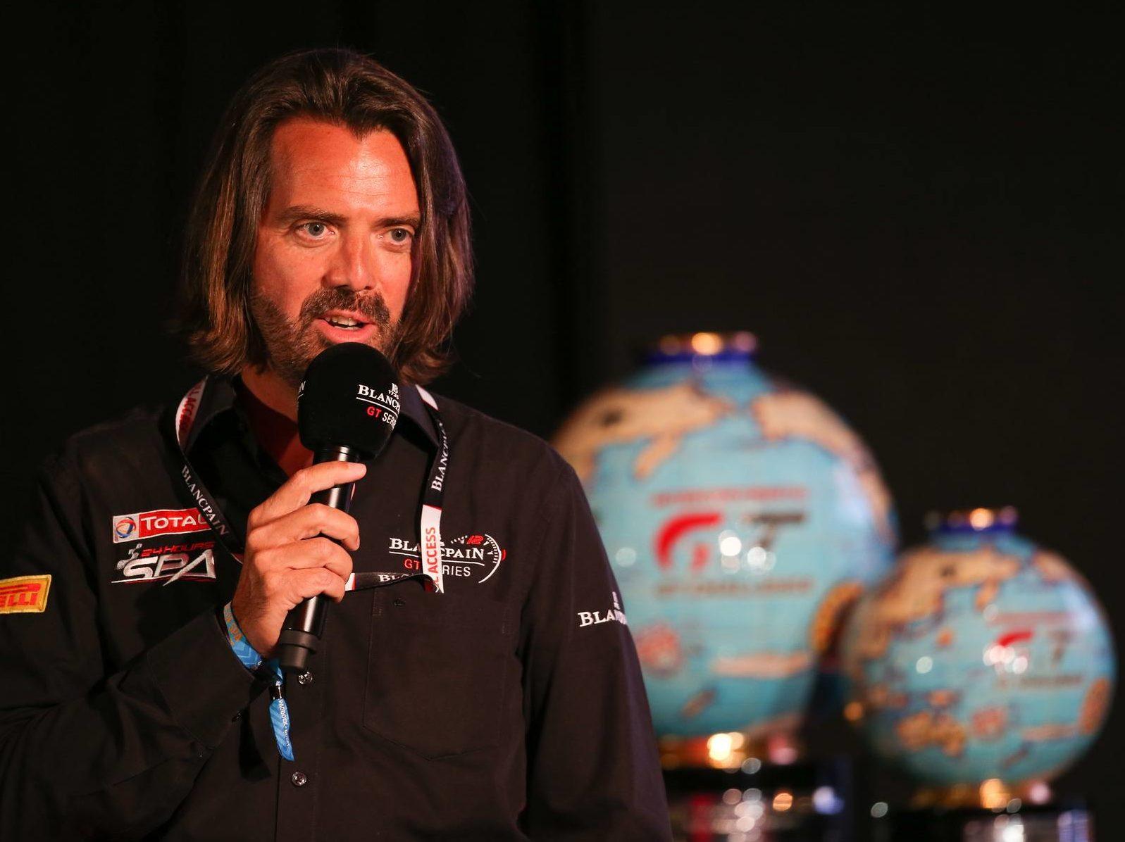 Stephane Ratel - CEO SRO Motorsports Group