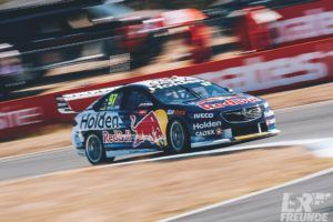 Shande van Gisbergen Red Bull Holden Racing Team #97 Virgin Supercars Series