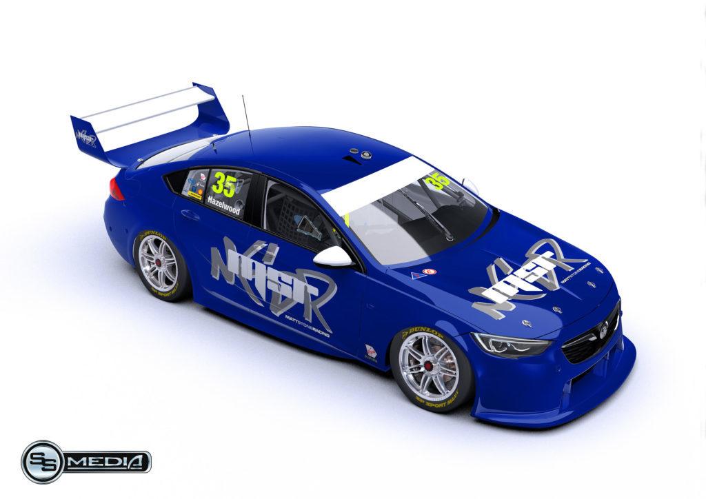 Matt Stone Racing ZB Commodore