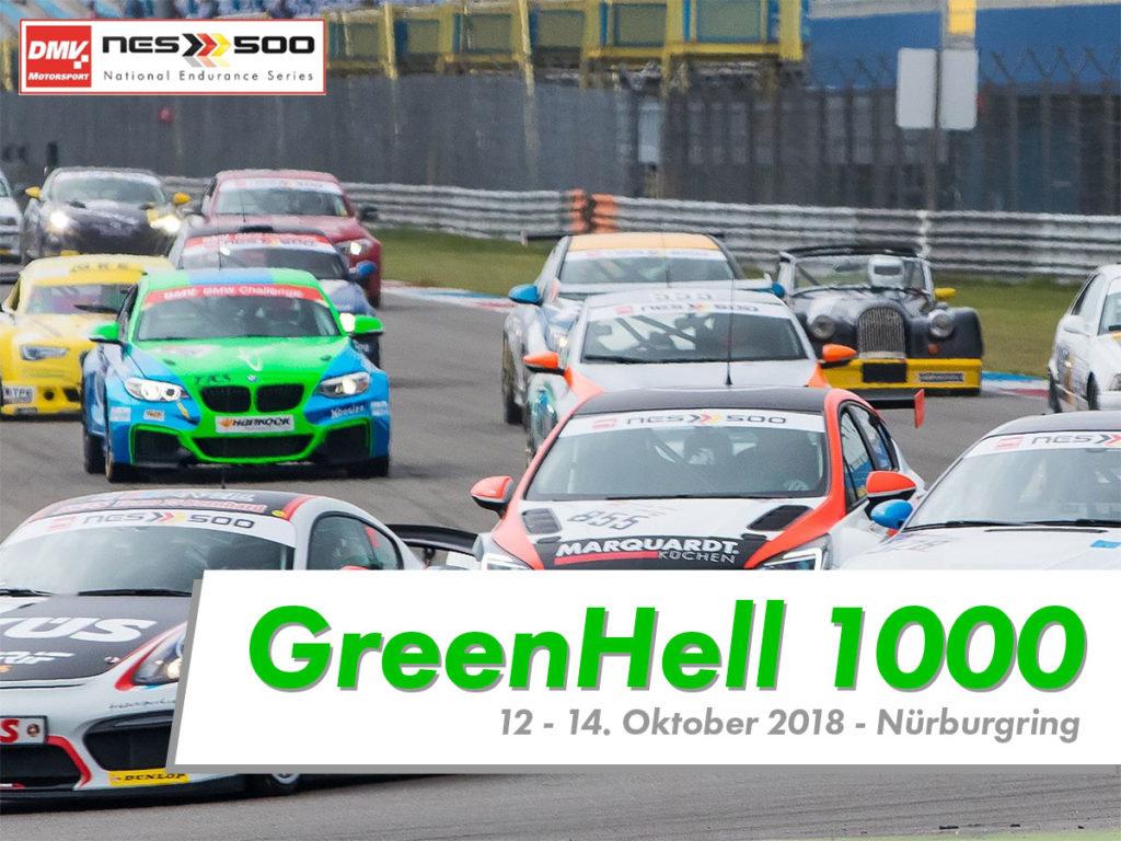 GreenHell1000_Title_LSR DMV NES 500