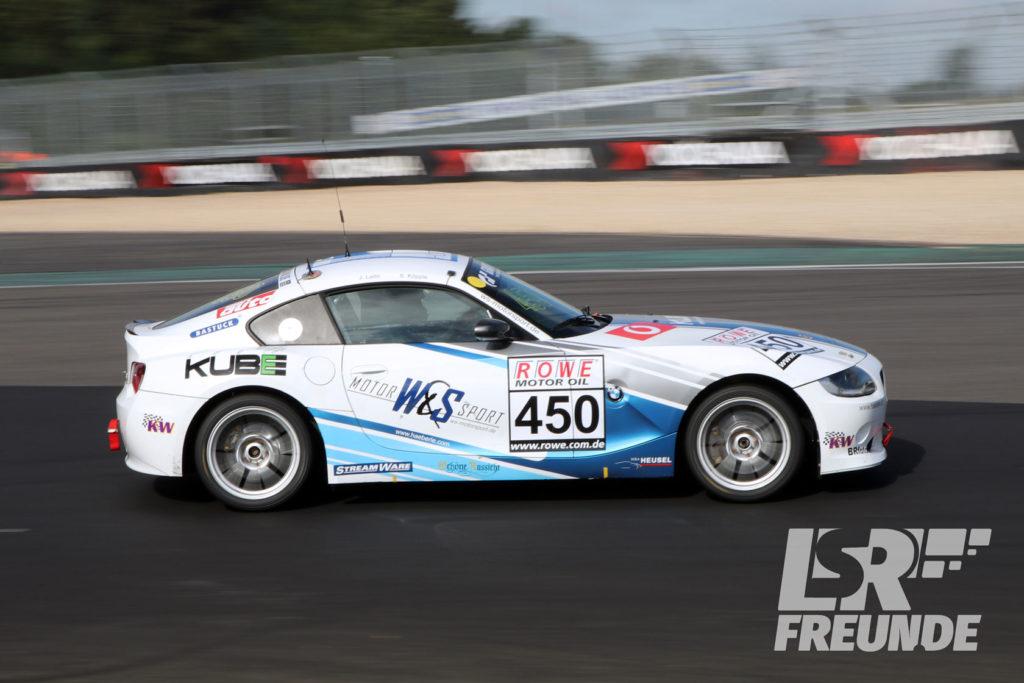 BMW Z4 racing4betterplace