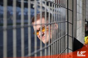 "Peter Posavac hält Ausschau nach dem ""Zetti"""