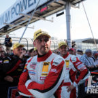 Lance David Arnold und Norbert Siedler, Frikadelli Racing Gesamtsieger VLN 4 2018