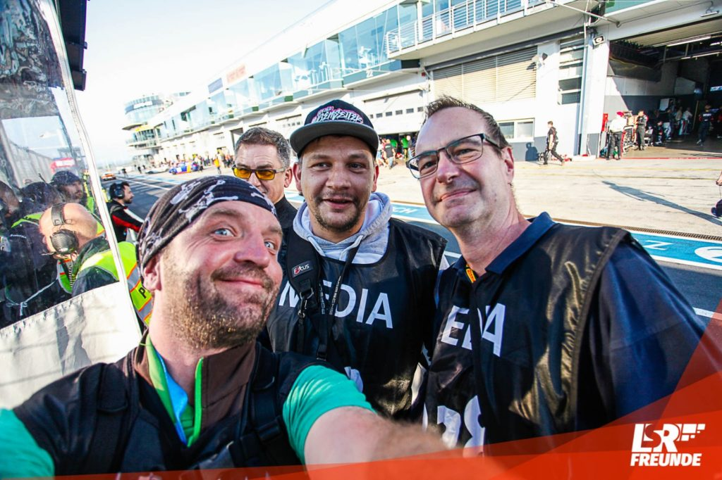 Die LSR-Freun.de sagen Danke! Danke an alle Teams, die Fans und die Verantwortlichen für ein sensationelles 6h-Rennen