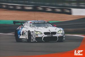 Schnitzer Motorsport BMW M6 GT3 VLN8 2017