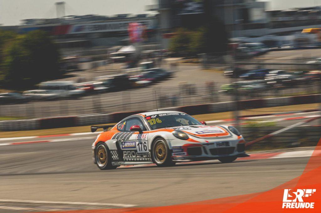 PROsport Performance Porsche #176 VLN5 2018