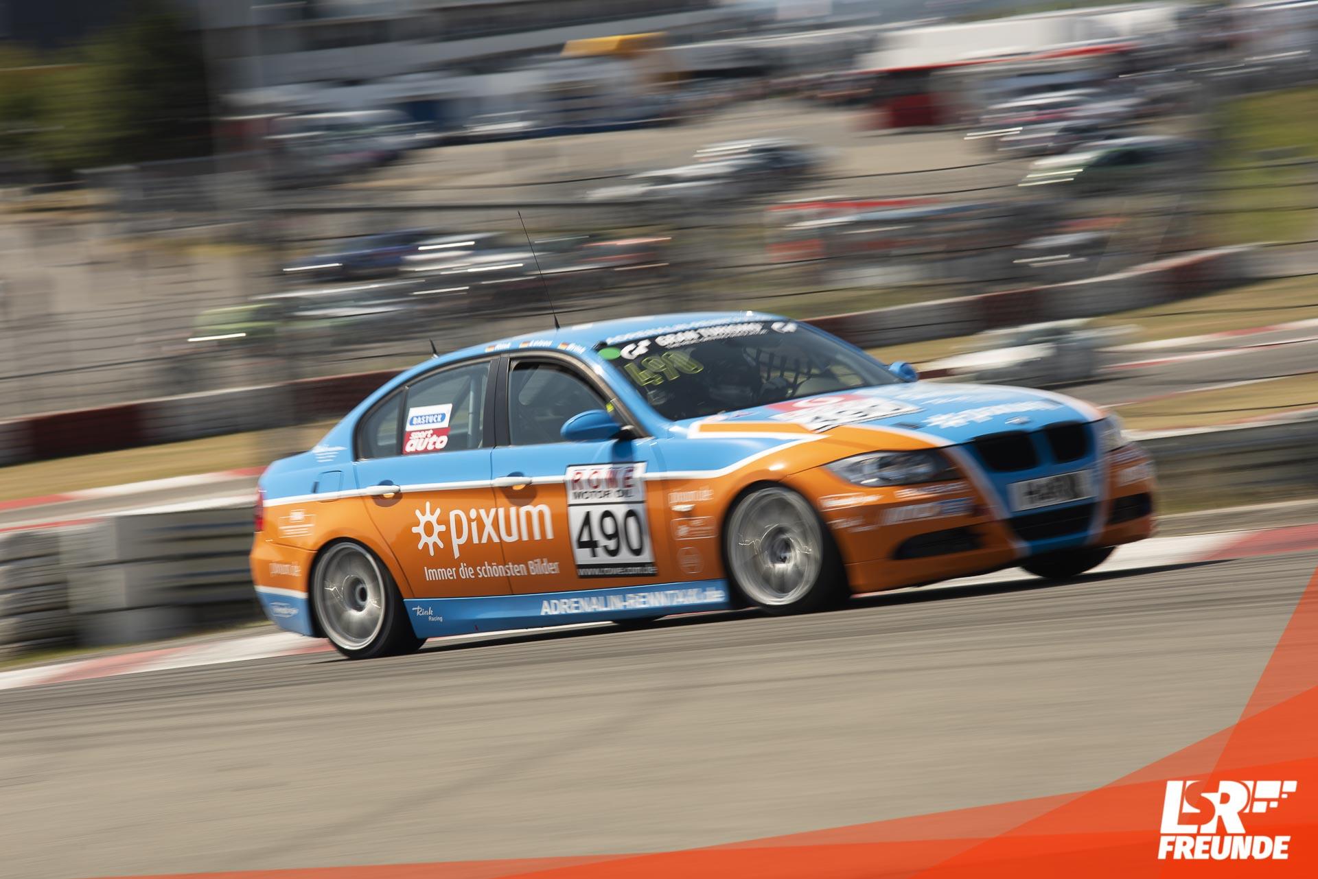 BMW 325i #490 Pixum Team Adrenalin Motorsport