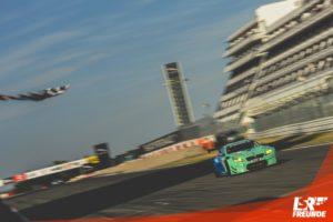 Platz drei für den BMW M6 GT3 von Falken Motorsports