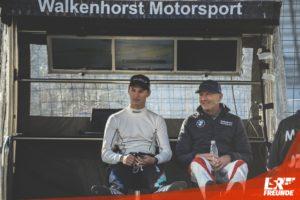Alex Lambertz und Rudi Adams  - die Ruhe vor dem Sturm