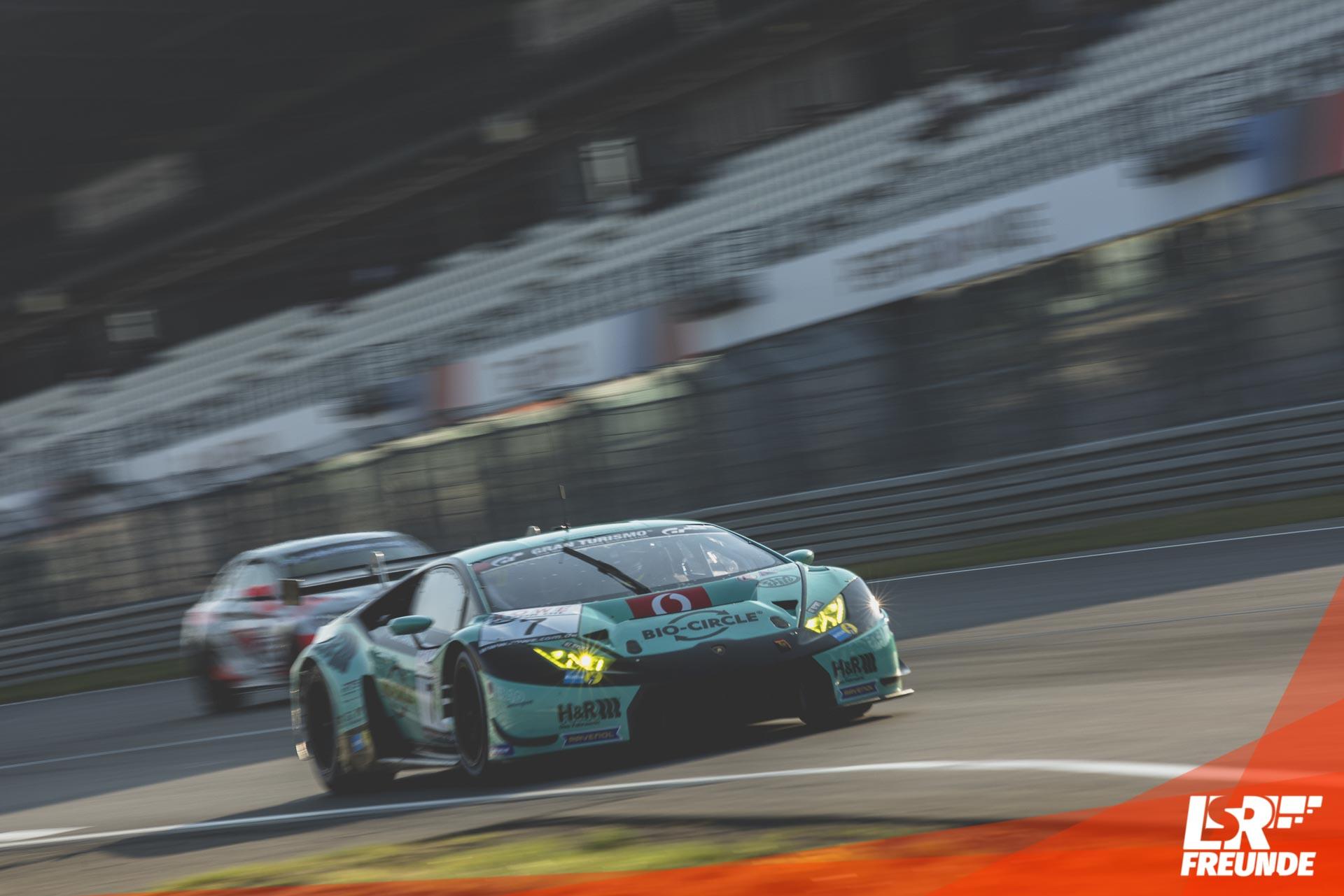 Konrad Motorsport Lamborghini Huracan GT3 #7