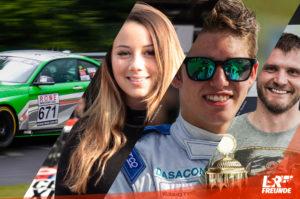 ehret Motorsport mit Carrie Schreiner, Marcel Lenerz, Georgi Donchev