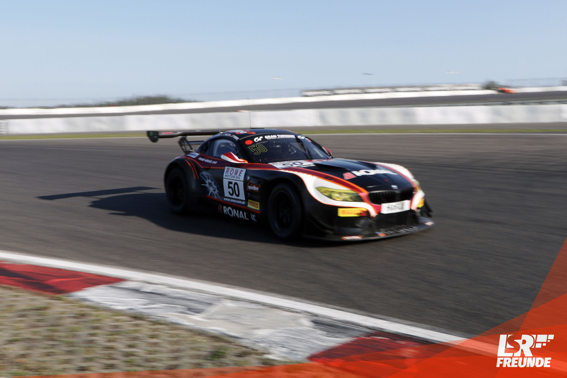 BMW Z4 GT3 PP-Group