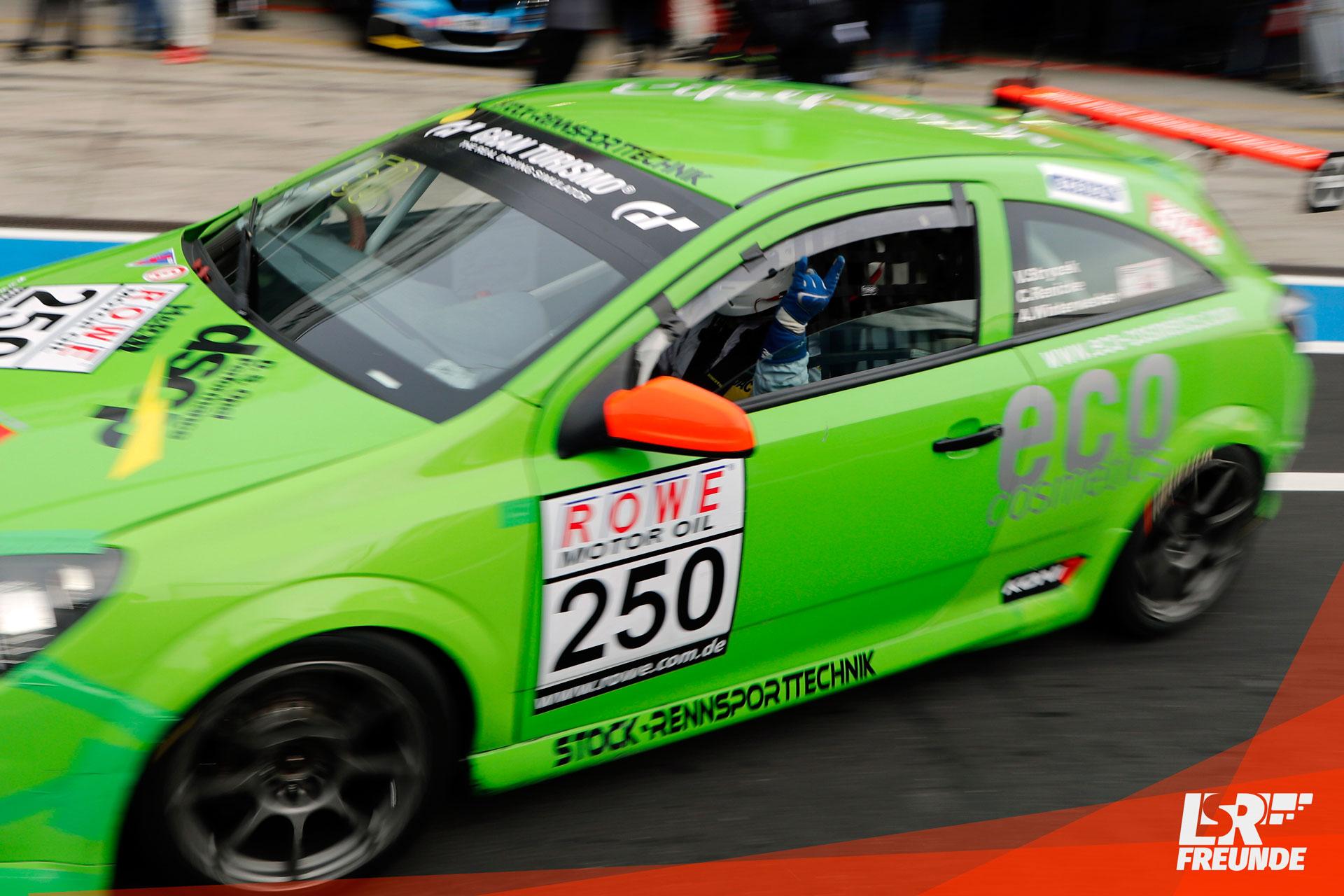 Eifelfrosch Astra GTC