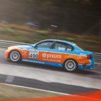 PIXUM Team Adrenalin Motorsport BMW 325i E90 #490 VLN 7 2018