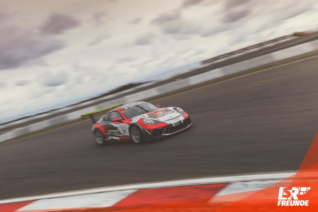 Aimpoint Racing Porsche 911 GT3-Cup