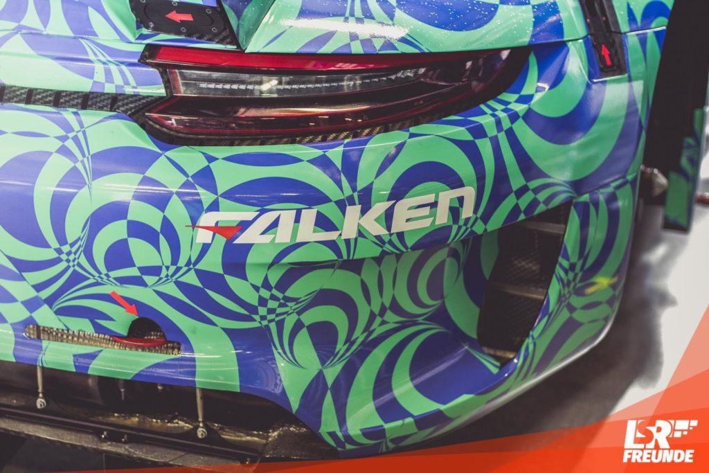 Falken Motorsport Porsche 911 GT3 R 2019 VLN 7 2018