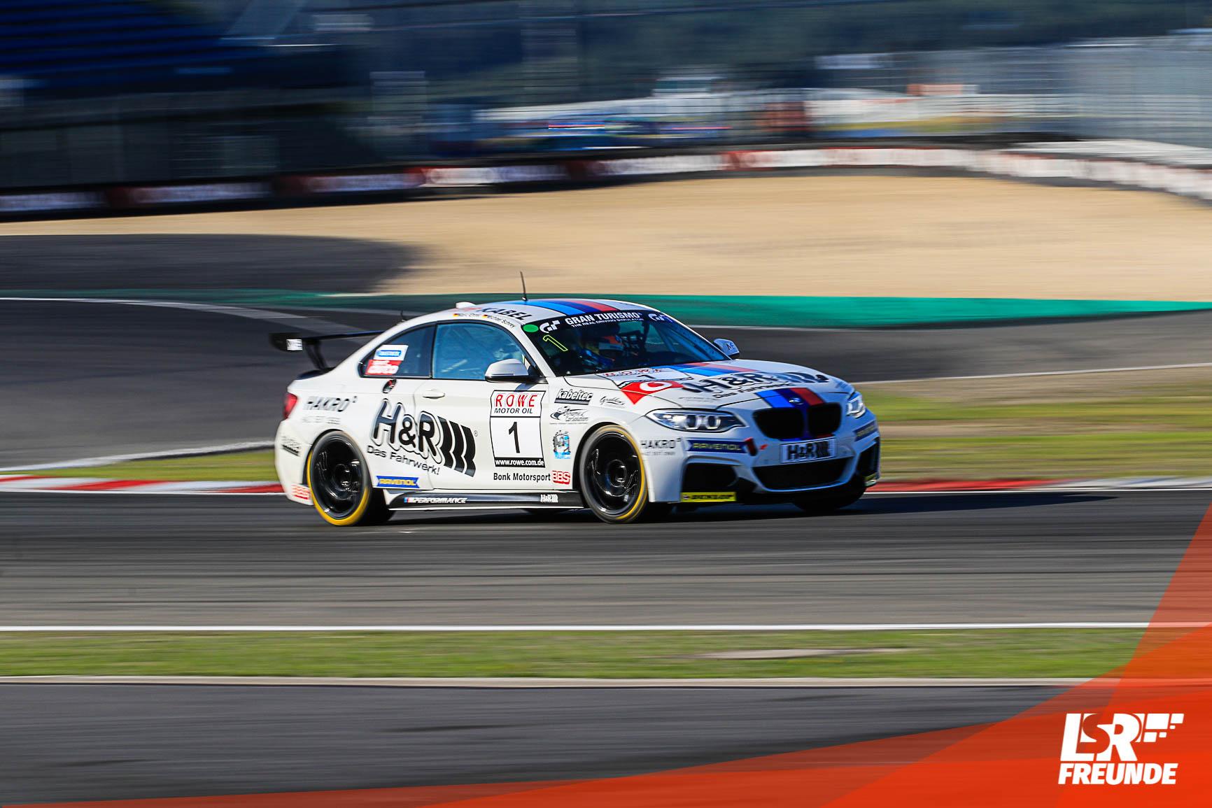 Bonk Motorsport BMW 235i Racing Cup #1 Michael Schrey Marc Ehret