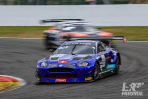 Emil Frey Racing Jaguar #54 Blancpain GT Series Endurance Cup TOTAL 24h Spa 2018
