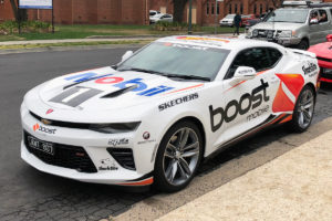 Walkinshaw Andretti United Chevrolet Camaro