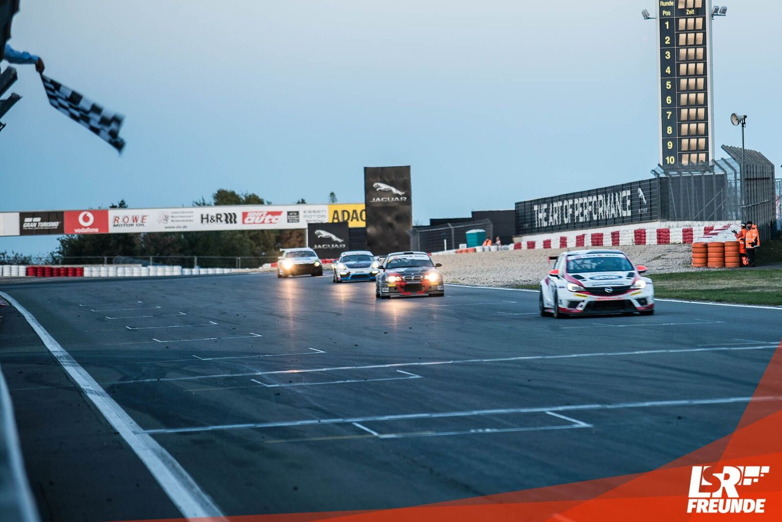 Lubner Motorsport Opel Astra TCR DMV NES 500