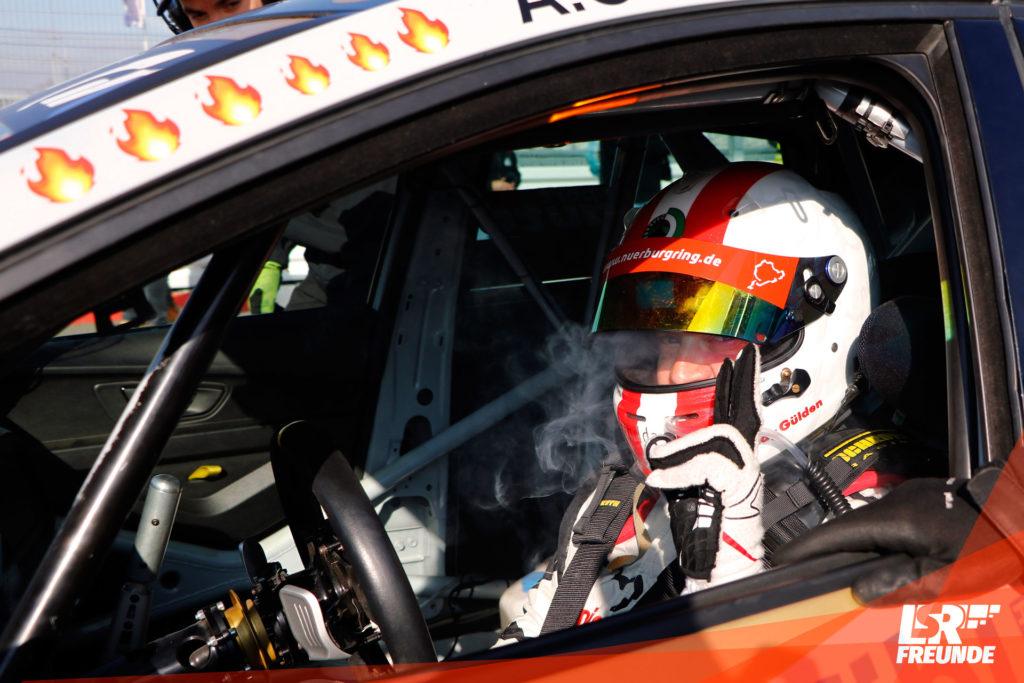 Andreas Gülden Heiko Hammel Mathilda Racing Seat Cupra TCR