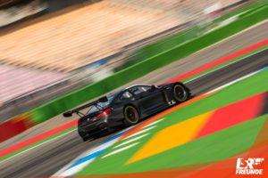 BMW Motorsport Team Schnitzer Motorsport im BMW M6 GT3 bei Testfahrten am Hockenheimring 2018