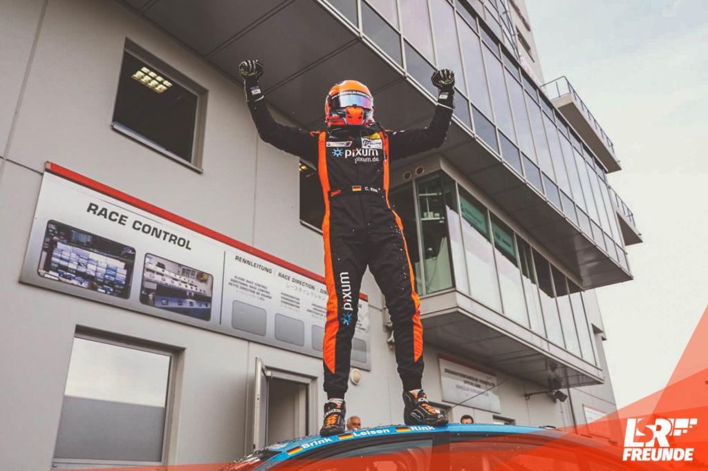 Christopher Rink, Pixum Team Adrenalin Motorsport, BMW E90 325i #490, VLN9 2018 43. DMV Münsterlandpokal