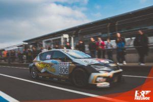 Cupra Leon TCR mathilda racing #806 vln9 2018 43. DMV Münsterlandpokal