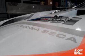 Walkenhorst Motorsport BMW M6 GT3 Intercontinental GT Challenge - Laguna Seca