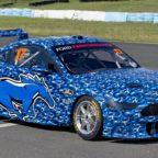 Ford Mustang Supercars 2019 Testfahrten Vorstellung Team Penske Racing