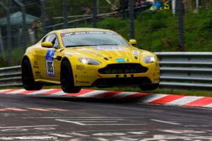 Andy Gülden, Aston Martin