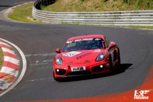 #458, FK Performance, Porsche Cayman GT4