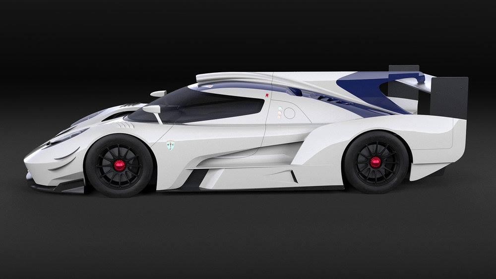 SCG 007 Le Mans