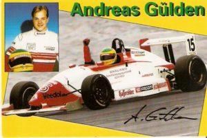 Andy Gülden Autogrammkarte 1998