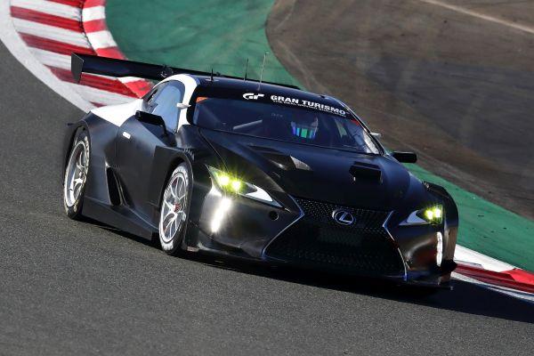 Toyota Gazoo Racing Lexus LC