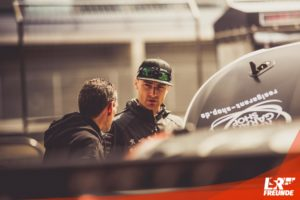 Nett Motorsport Bradley Philpot VLN6 2018