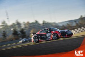 #960, Teichmann Racing, Fabio Grosse, Cayman GT4, VLN, Hendrik von Dannwitz, Daniel Bohr