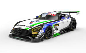 Mercedes-AMG Team Craft-Bamboo Black Falcon