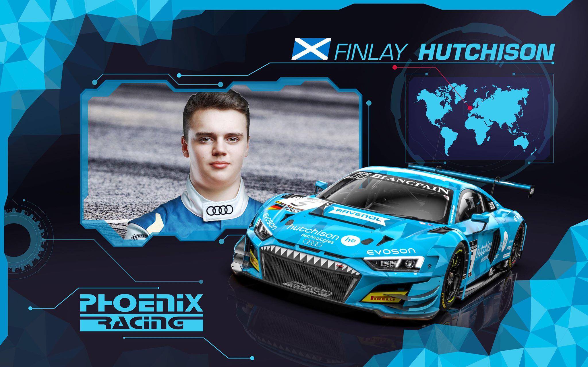 Finlay Hutchison Phoenix Racing