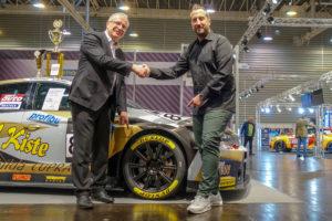Alexander Kühn (Dunlop) & Dietmar Busch