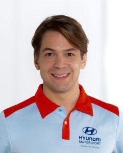 Augusto Farfus Hyundai TCR