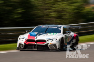 BMW M8 GTE, WEC Spa 2018