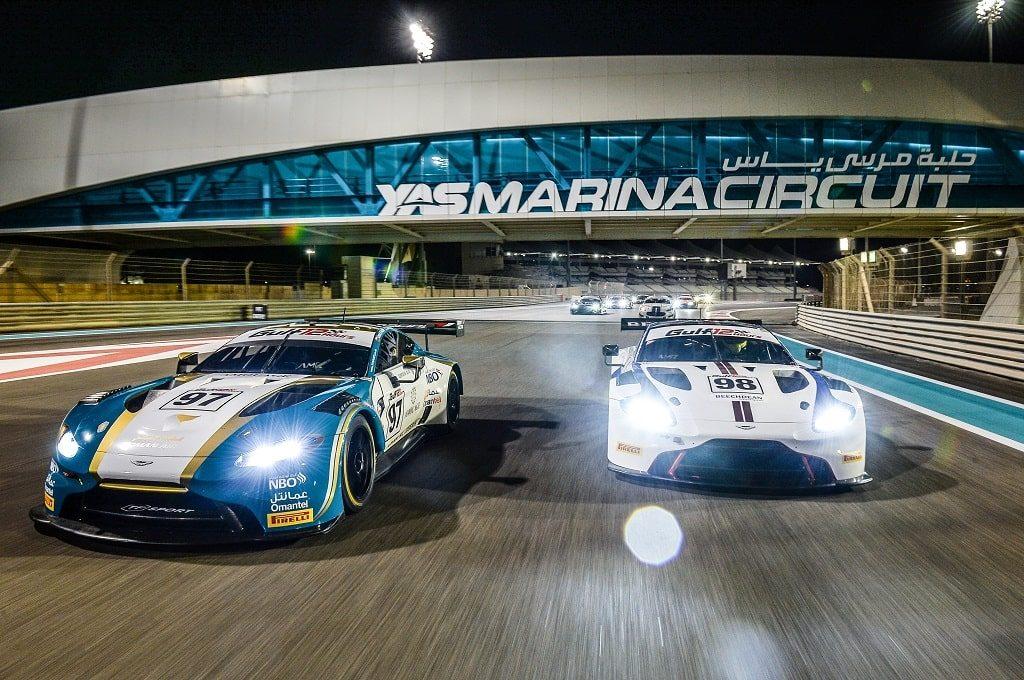 Gulf 12 Hours 2018 Yas Marina Circuit