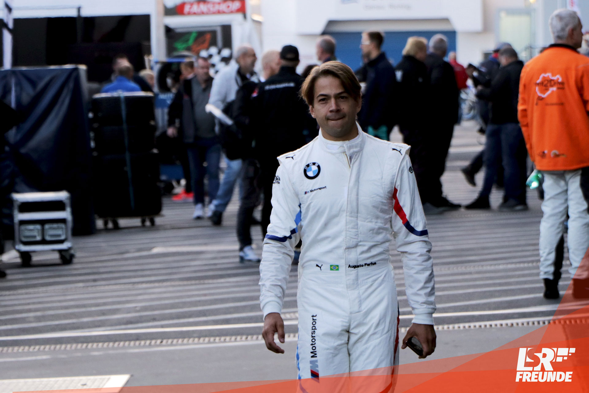 24h Daytona Augusto Farfus Tritt Im Bmw M8 Gte Mit Der Nummer 25 An