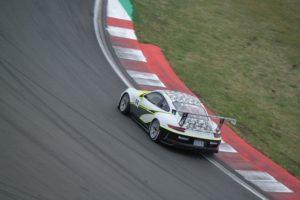 Kris Wright Porsche Carrera Cup